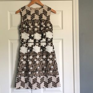 Aidan Maddox Embroidered Dress
